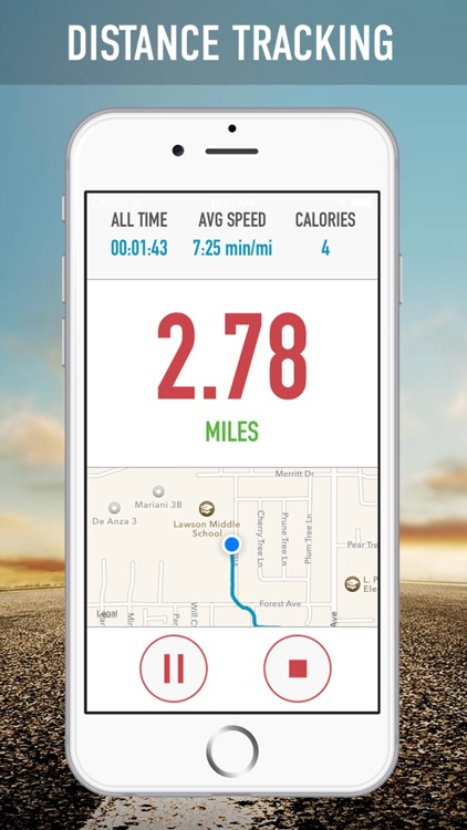 Keep My Run: Health Trainer, Calories Tracking, GPS Workout screenshot-1