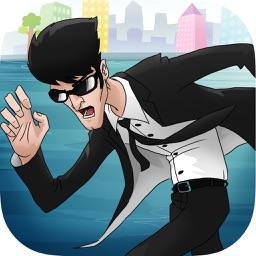A Secret Agent Chase: Enemy Revenge Run