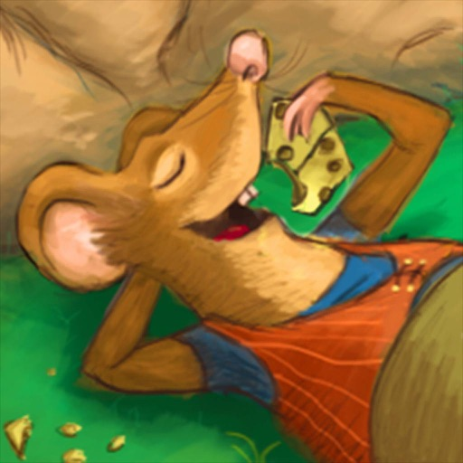 """""""The Pinchpenny Mouse"""" interactive animated storybook"""