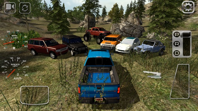4X4 Off Road >> 4x4 Off Road Rally 4 Unlimited On The App Store