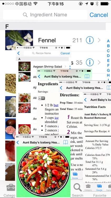 20000+ Salads Recipes screenshot-3