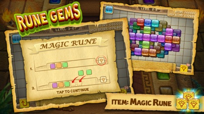 Rune Gems - Deluxe Скриншоты6