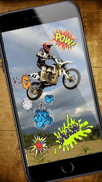 comic - photo stickers - Funny stickers - Premium screenshot-3