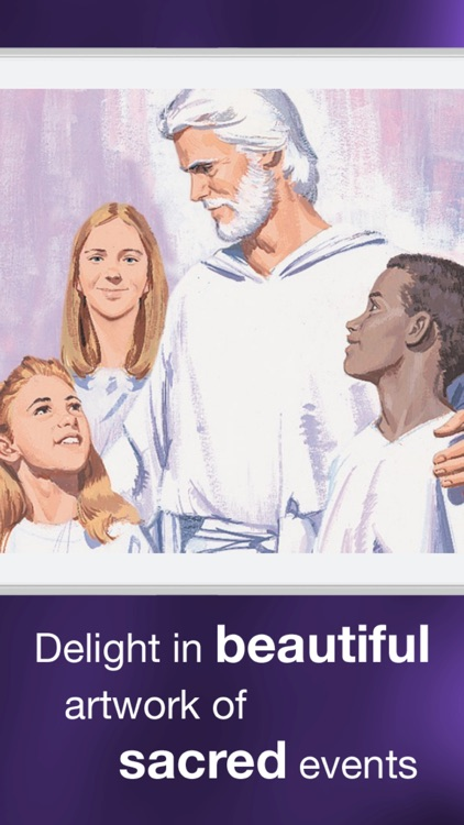 LDS Scripture Stories