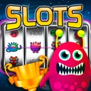 Monster Spin – Crazy German slot machine & Match-3