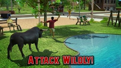 Angry Bull Revenge 3Dのおすすめ画像2