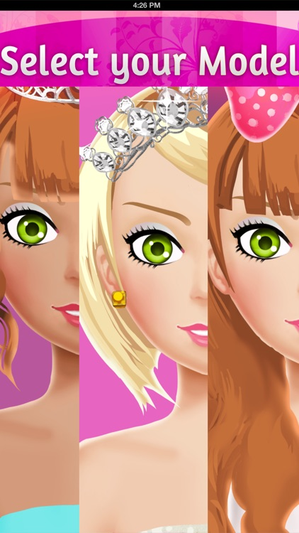 Dress Up Games for Girls & Kids Free - Fun Beauty Salon with fashion, makeover, make up, wedding & princess