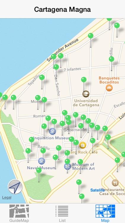 Cartagena Magna English screenshot-3