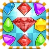 Jewel Mania Splash - FREE Fun Matching Games for Children & Adults