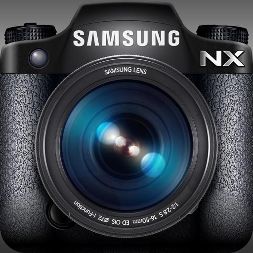 Samsung SMART CAMERA NX for iPad