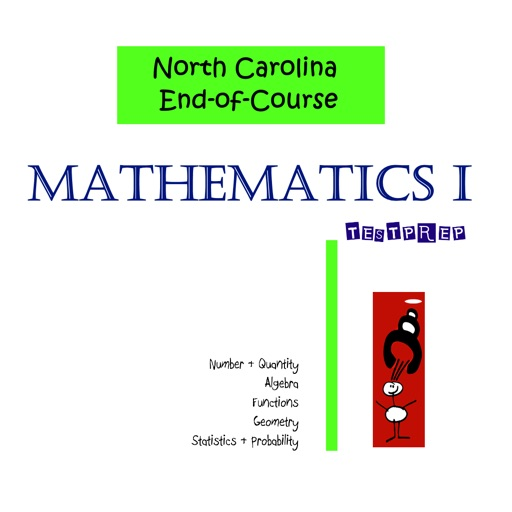 North Carolina EOC Assessment: Mathematics I TestPrep ...