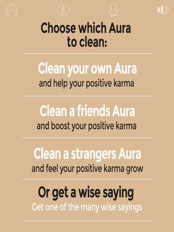 Clean your aura HD