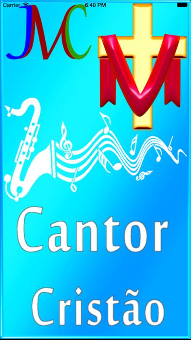 Hinário Cantor Cristão JMC screenshot one
