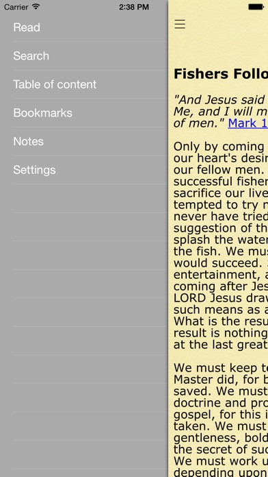download Faith's Checkbook. Bible Promises apps 4