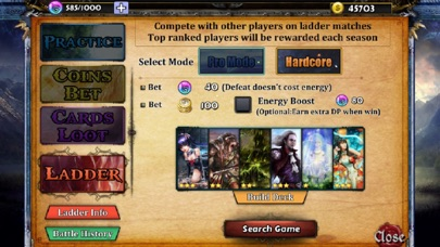 Epic Cards Battle(TCG)Captura de pantalla de5