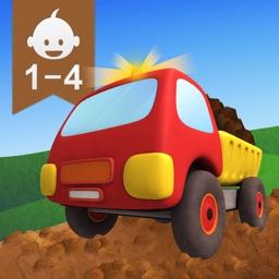 Tony the Truck and Construction Vehicles