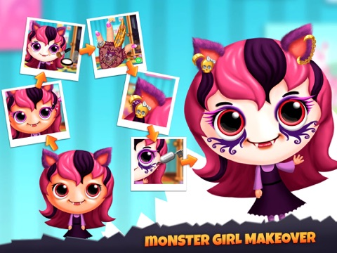 Скачать Closet Monsters - Create and Take Care of Your Baby Monster