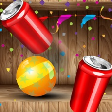 Activities of Carnival Can Knockdown 3D - Ball Toss Smash Game