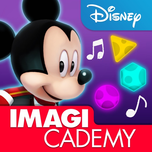 Mickey's Shapes Sing-Along by Disney Imagicademy icon