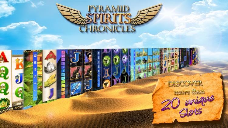 Slots - Pyramid Spirits 3
