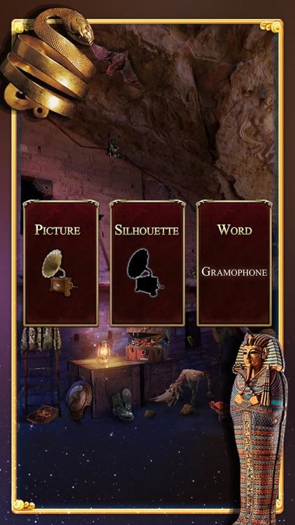 Hidden Objects - Pharaoh's Secrets