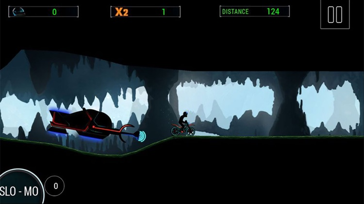 Cosmic Racer screenshot-3