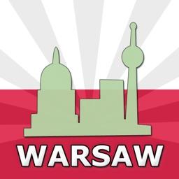 Warsaw Travel Guide Offline