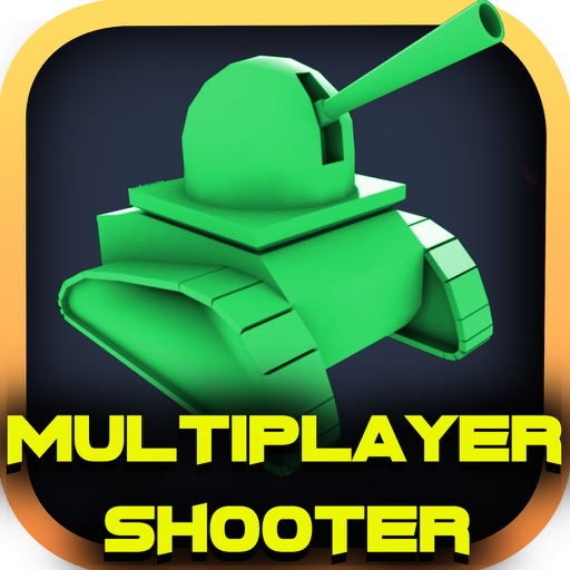Pixel Tank 3D - Multiplayer Shooter