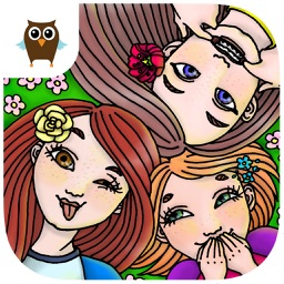 Three Sisters Daily Dress Up - Kids Game