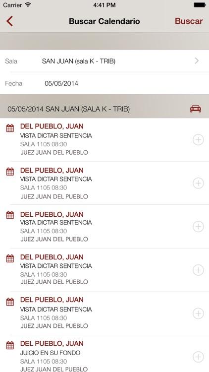 La Rama Judicial de Puerto Rico screenshot-4
