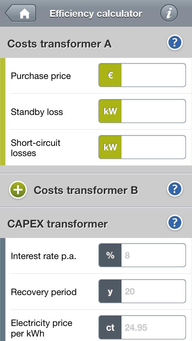 Transformers Calculator | App Price Drops