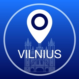 Vilnius Offline Map + City Guide Navigator, Attractions and Transports