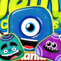 Codes for Jelly Creatures Match 3 Mania - Brilliant Multiplayer where you Draw Lines, Connect & Link Interlocked Colorful Monsters Hack