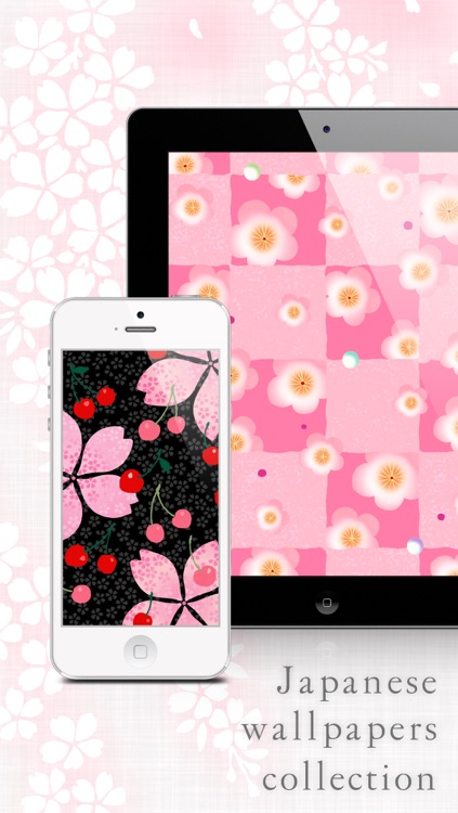 Wa ! Kawaii - Japanese Wallpapers Collection from Kyoto -