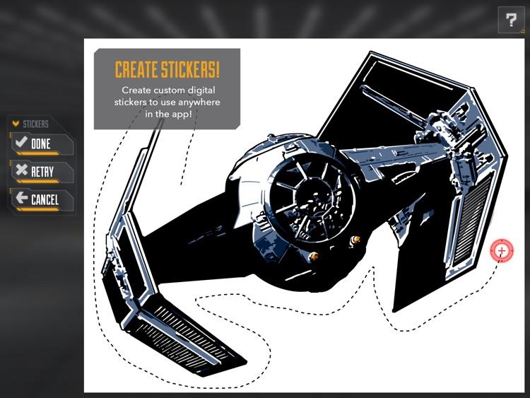 Star Wars Creativity Studio screenshot-3
