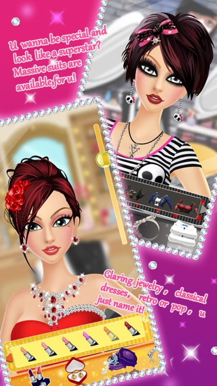 MakeUp Salon screenshot-3