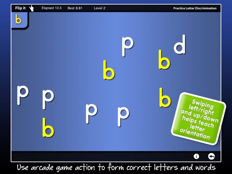 LetterReflex VPP - Overcoming Letter Reversals & Backwards Writing in Early Childhood Development & Dyslexic Children