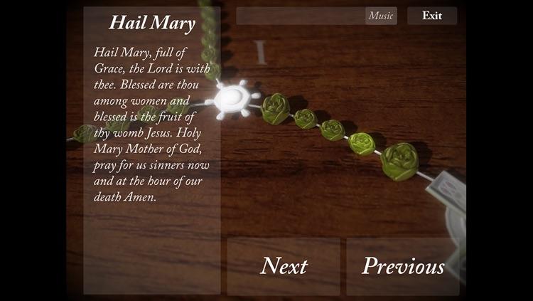 Rosary HD Premium screenshot-3