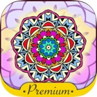 Mandala colorare pagine - Premium icon