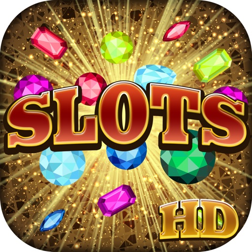 Ace Gem & Jewel Slots Jackpot Machine Games - Lucky Spin To Win Prize Wheel Casino Game HD