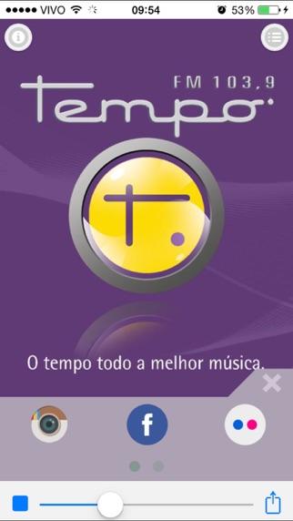 Tempo FM   103,9   Fortaleza   Brasil-0