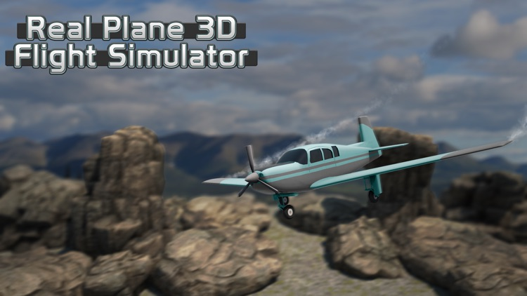 Real Plane 3D Flight Simulator