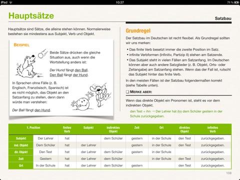 Deutsche Grammatik - einfach, kompakt und übersichtlich by Heike ...