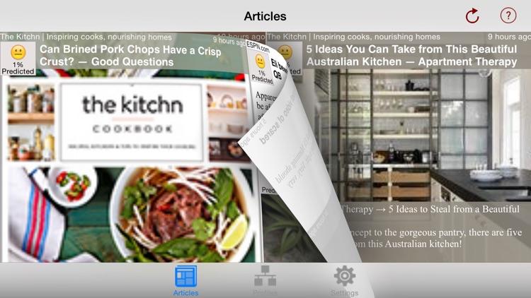 NewsBrain - The Smart Magazine