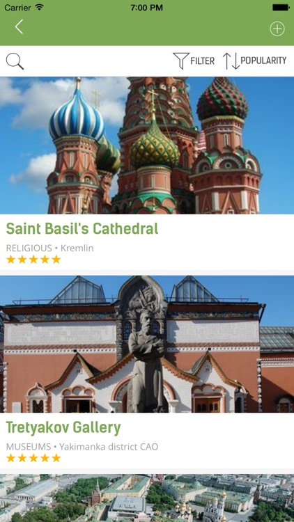 Moscow Travel Guide (with Offline Maps) - mTrip screenshot-3