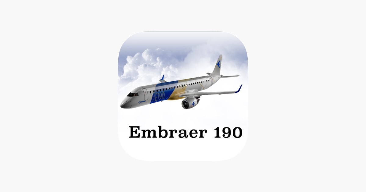 embraer 190 170 e190 e170 type rating exam quizzes on the app store rh itunes apple com Embraer E190 Inside Embraer E190 JetBlue