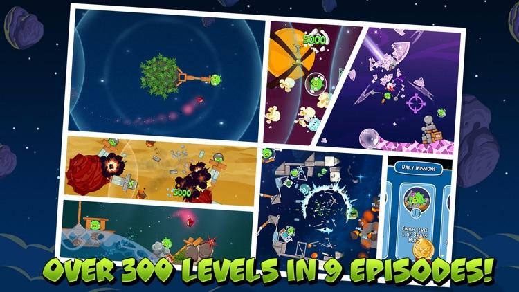 Angry Birds Space screenshot-4