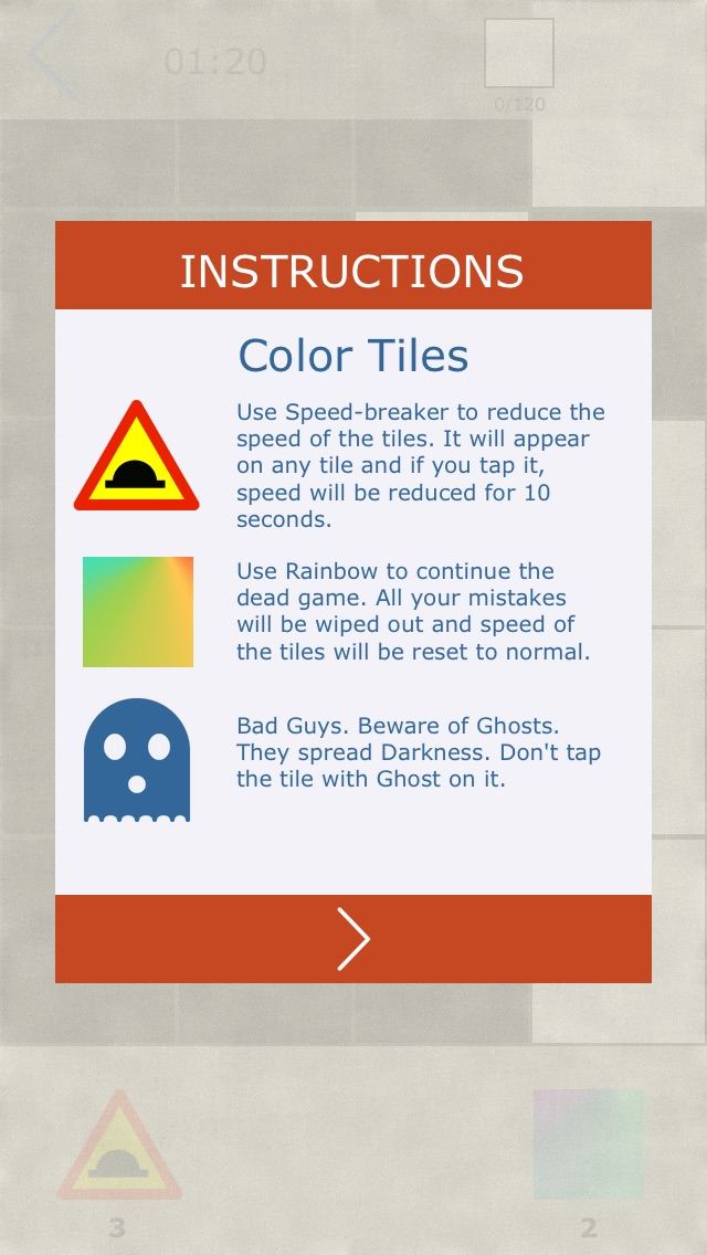 Color Tiles – Don't Tap Wrong Color Cheat Codes