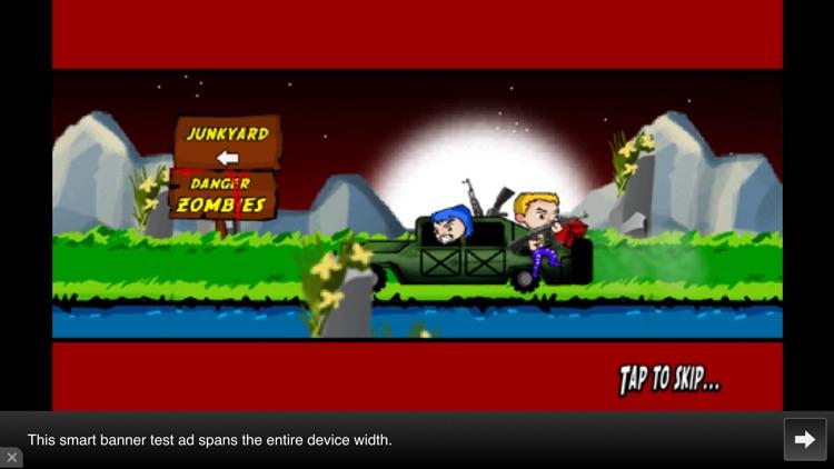 Gangster vs Zombies screenshot-3