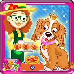 Dog Food Maker – Make meal for crazy pets in this cooking chef game